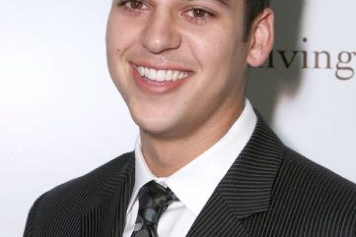 Así lucía Rob Kardashian en 2007 Foto:Getty Images. Imagen Por:
