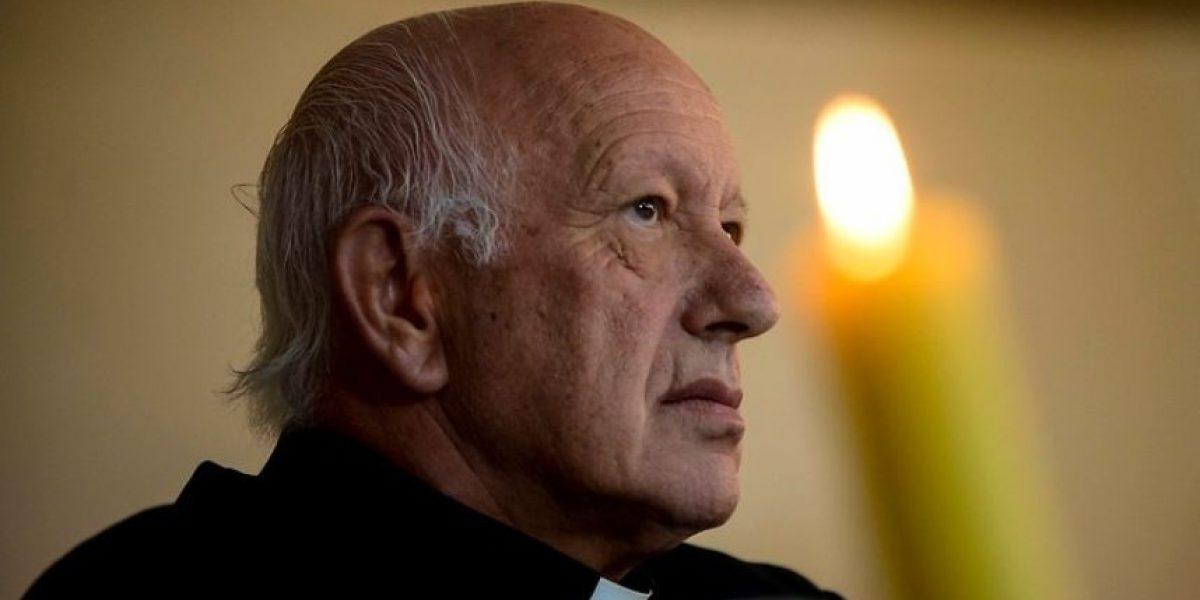 """Cardenal Ezzati: """"Las declaraciones de Karadima carecen de toda objetividad"""""""