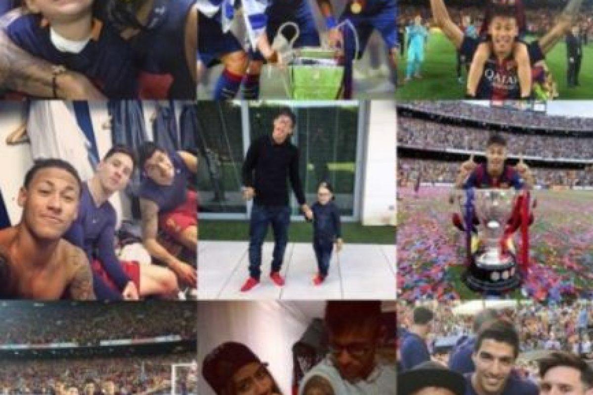 Neymar Jr. Foto:vía 2015bestnine.com. Imagen Por: