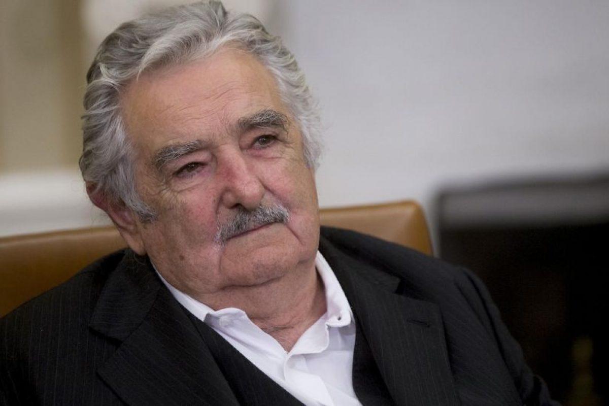 Actualmente es senador de la República de Uruguay. Foto:Getty Images. Imagen Por: