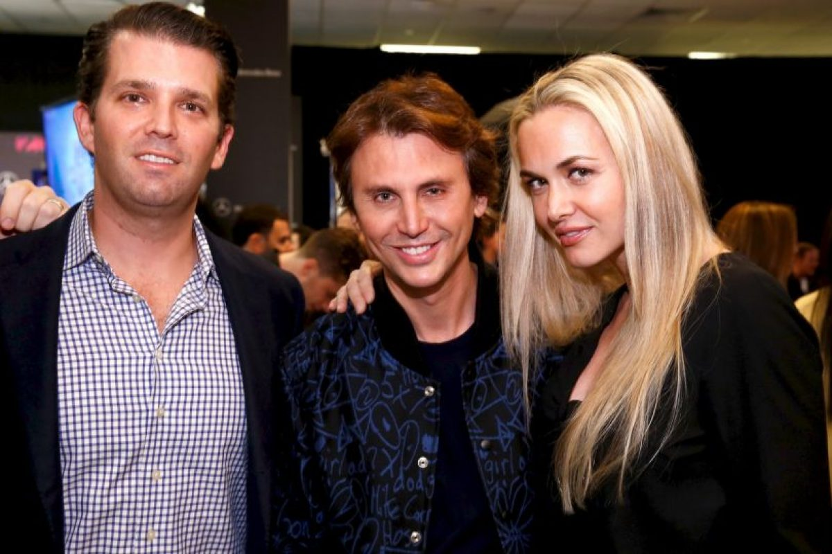 Su trabajo oficial es Vicepresidente ejecutivo de la Organización Trump Foto:Getty Images. Imagen Por: