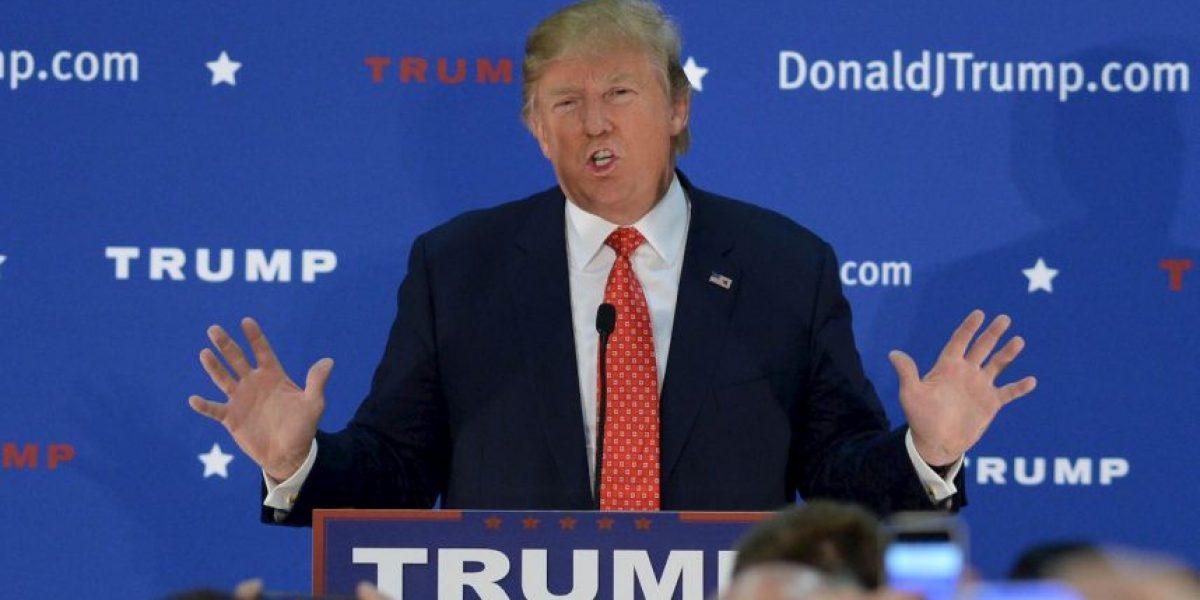 Donald Trump gastará al menos 2 millones de dólares semanales en campaña