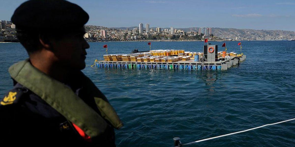 Valparaíso: fuegos artificiales sufren cambios por anuncio de marejadas en Año Nuevo