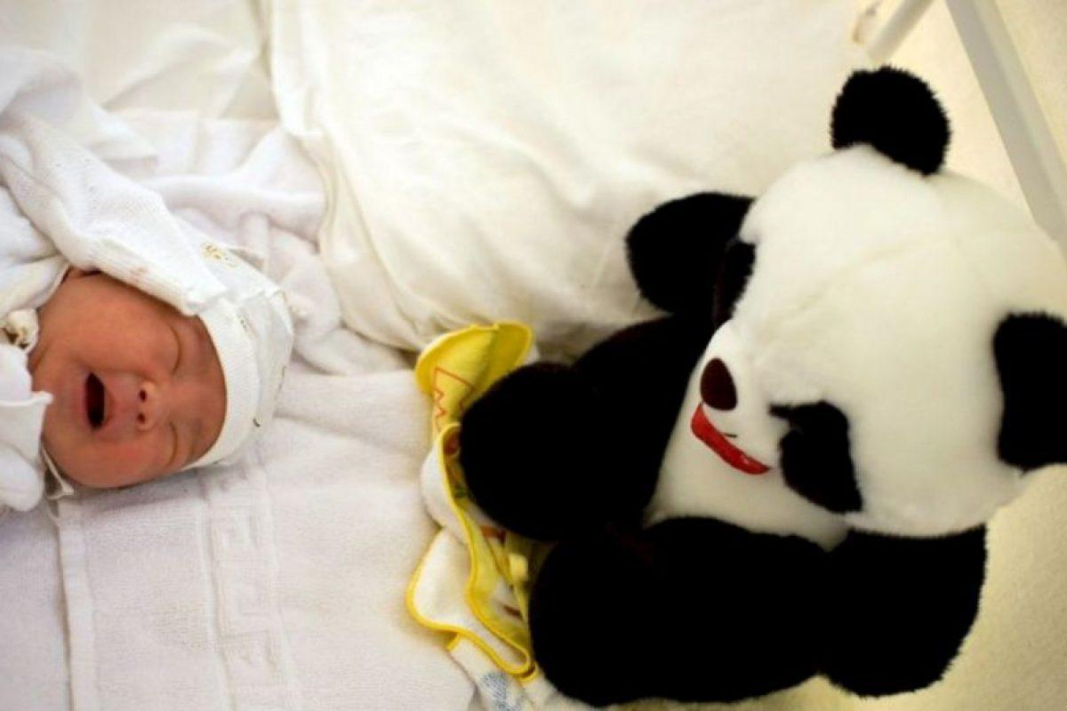 Blades había dado a luz un día antes de que fuera descubierto su crímen. Foto:Getty Images. Imagen Por: