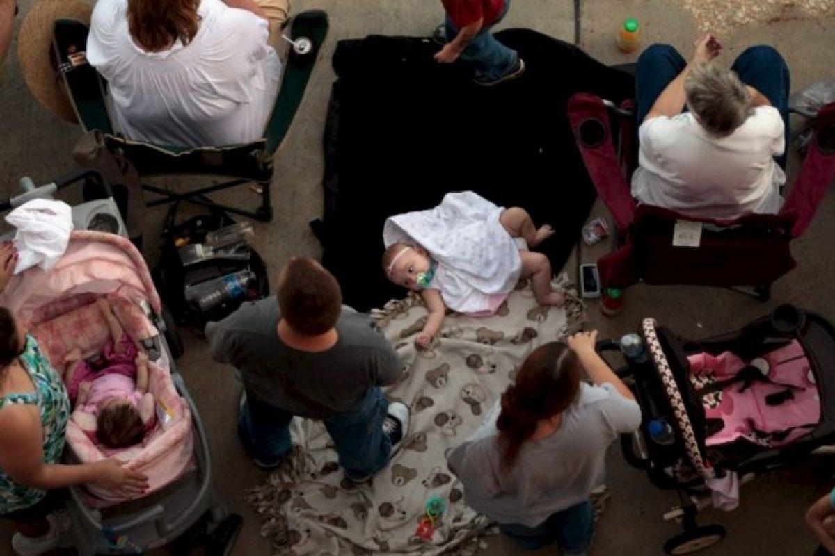 Brittany Pilkington asfixió a sus tres hijos porque su marido no le prestaba atención a su hija. Foto:Getty Images. Imagen Por: