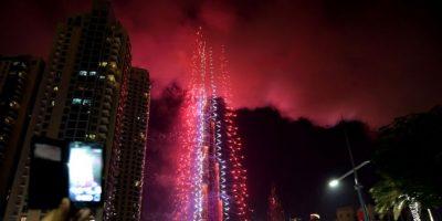 A pesar de incendio y riesgo de suspensión Dubai así recibió el 2016
