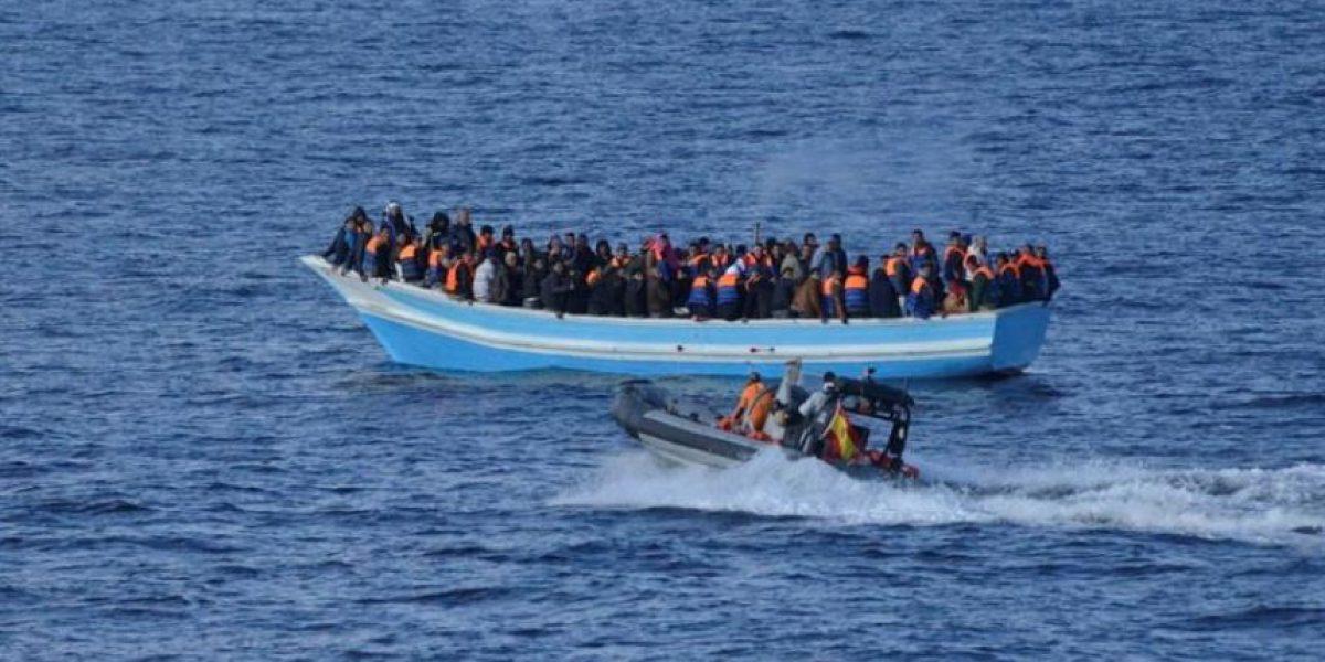2015, el año en el que más refugiados murieron en el Mediterráneo