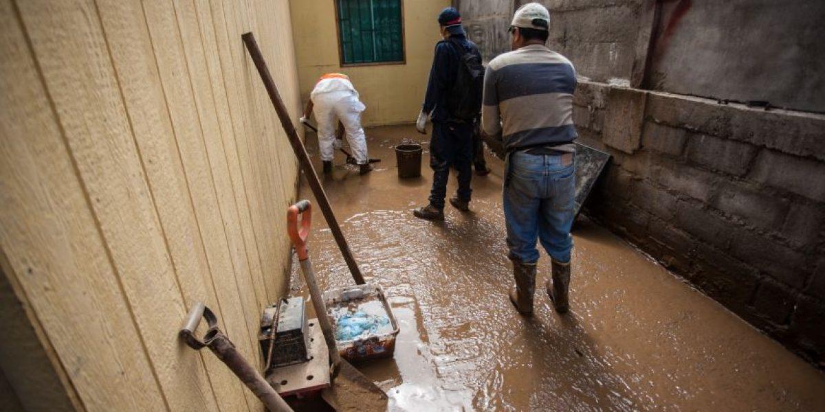 Minvu aseguró que cumplió el 87,7% de los planes de reconstrucción de casas