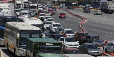 Angostura: así se vive salida de capitalinos en un tradicional punto de congestión