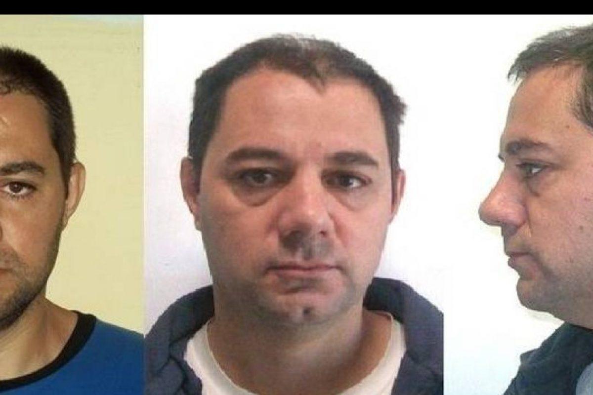 La imagen de Christian Lanatta difundida por Interpol. Foto:Interpol. Imagen Por: