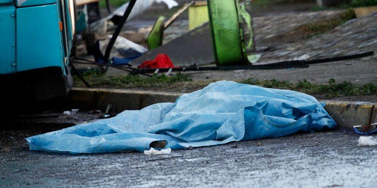 Bus del Transantiago atropelló a carabinero: oficial falleció