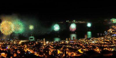 Armada cancela alerta de marejadas en las costas chilenas este Año Nuevo