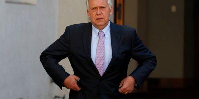 """Ministro Burgos reconoce: """"La jornada de ayer tuvo un momento de tensión"""""""