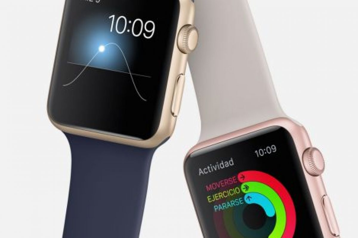 1- Apple Watch. Foto: Apple. Imagen Por: