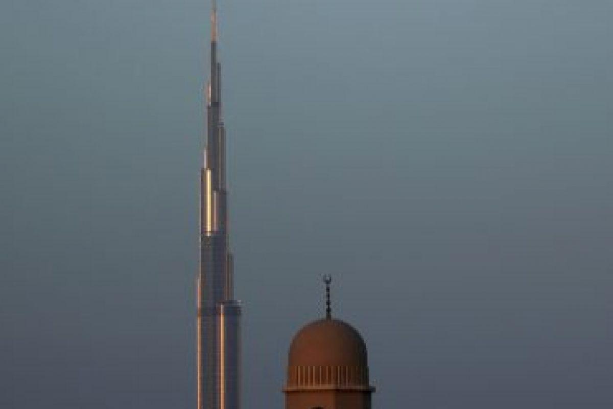 Cercano al Burj Khalifa, el rascacielos más grande del mundo Foto:Getty Images. Imagen Por: