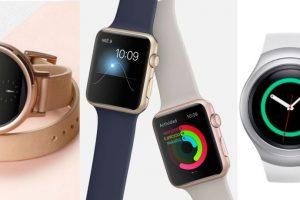 Estos son los relojes que todos quieren. Foto:Motorola / Apple / Samsung. Imagen Por: