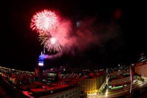 La idea es permitir la celebración de quienes asistirán a la fiesta en la Torre Entel Foto:Agencia Uno. Imagen Por: