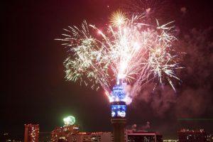 Torre Entel. Foto:Agencia Uno