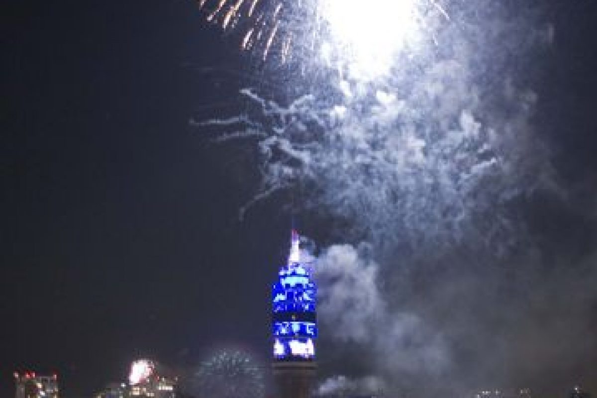 Torre Entel. Foto: ATON Chile