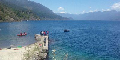Dramático funeral de hermanitos fallecidos en la tragedia del lago Riñihue