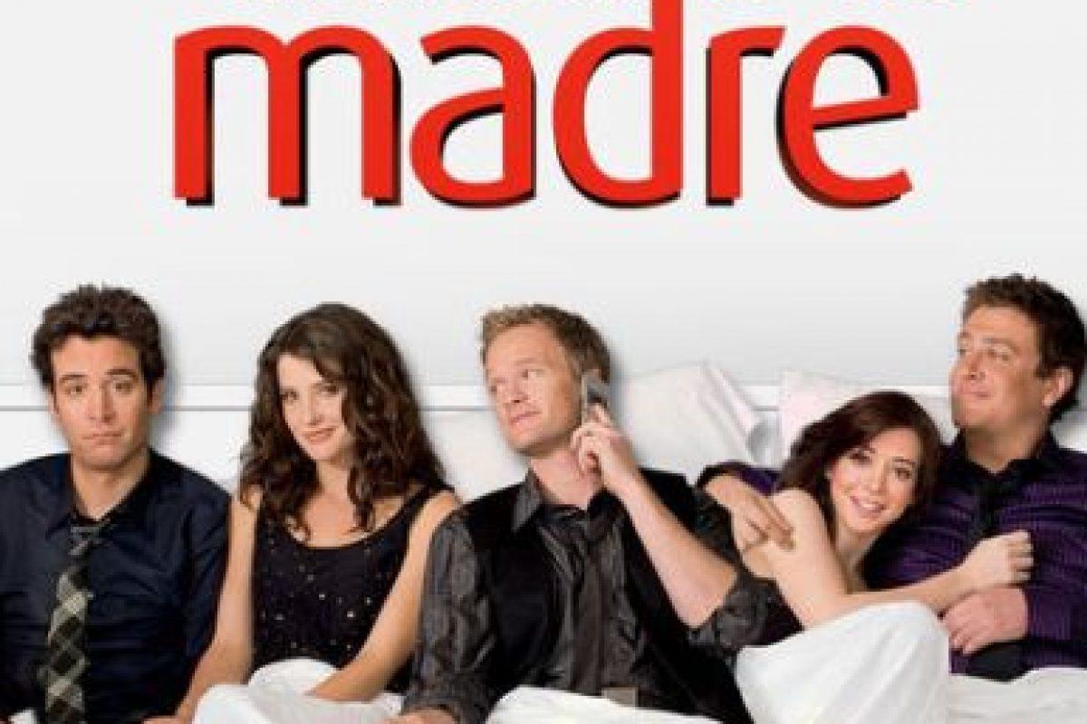 """""""Cómo conocí a tu madre"""", temporada 9 – Disponible a partir del 1 de enero. Foto:vía Netflix. Imagen Por:"""