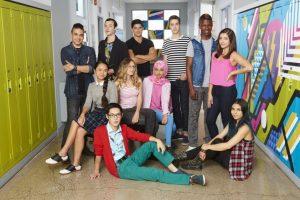 """""""Degrassi: Next Class"""", temporada 1. Disponible a partir del 15 de enero. Foto:vía Netflix. Imagen Por:"""