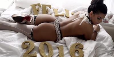 El propósito de Miss Bumbum para 2016: No relacionarse con futbolistas