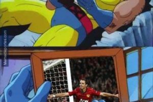 "Mren los mejores memes de ""Chicharito"" y Van Gaal Foto:Twitter. Imagen Por:"