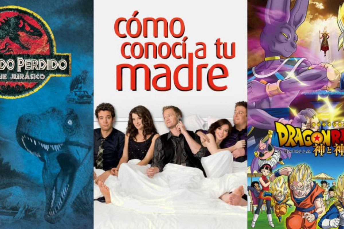Las novedades de Netflix para enero de 2016 en América Latina. Foto:vía Netflix. Imagen Por: