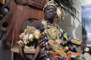 Su verdadero nombre es Togbe Ngoryifia Cefas Kosi Bansah Foto:Twitter. Imagen Por: