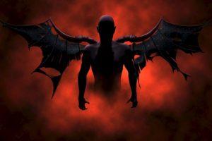 Lucifer representaba la Soberbia. Foto:Tumblr. Imagen Por: