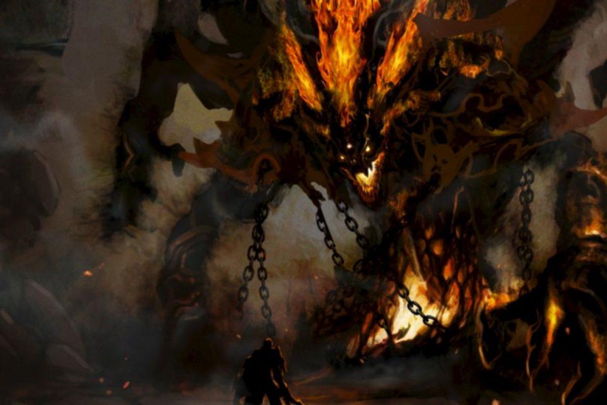 En la demonología hay diversas jerarquías de demonios. Ángeles caídos, espíritus humanos en desgracia y otros entes de tipo maligno. Foto:Tumblr. Imagen Por: