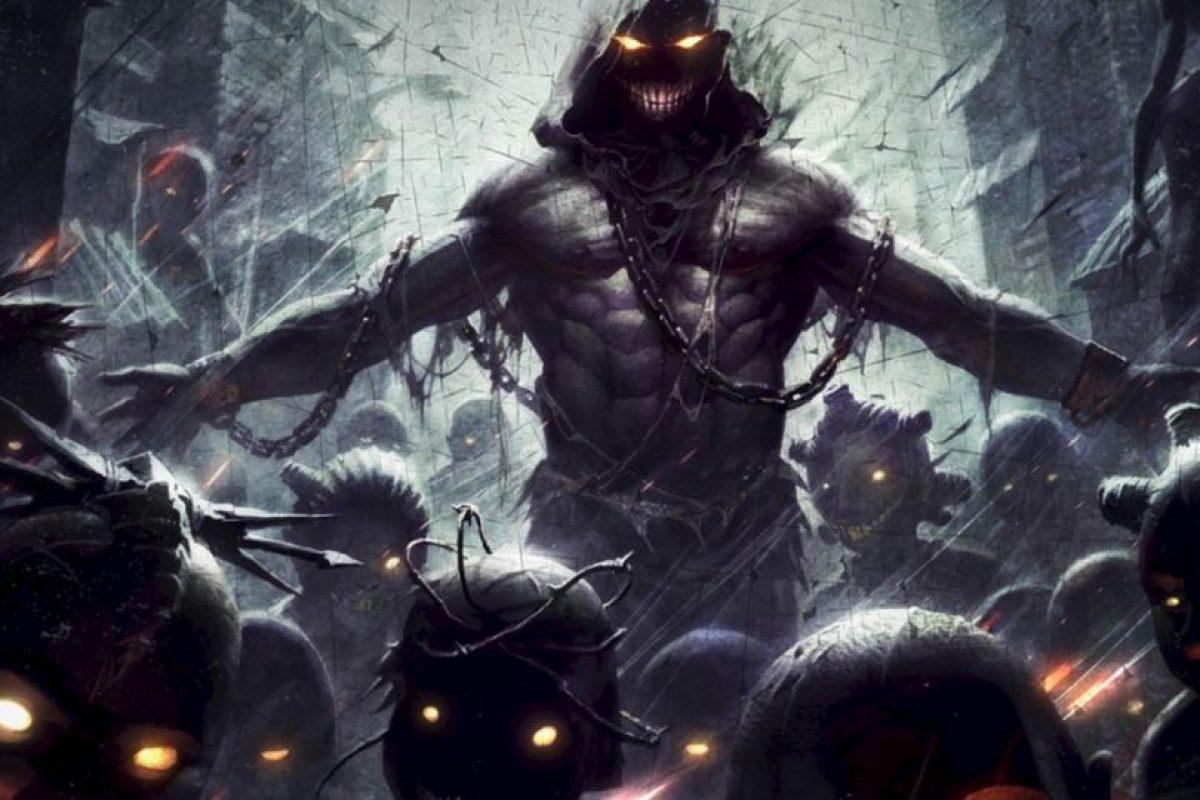Satanás representaba la Ira.. Imagen Por: