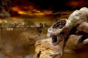 Leviatán era la Envidia. Foto:Warner. Imagen Por: