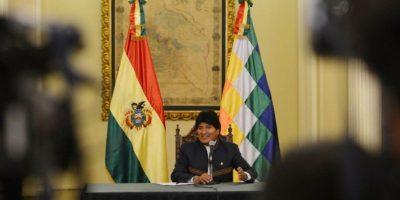 Evo Morales acusa a Chile de