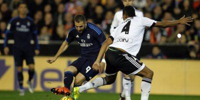 Real Madrid se aleja de la cima tras electrizante empate ante Valencia