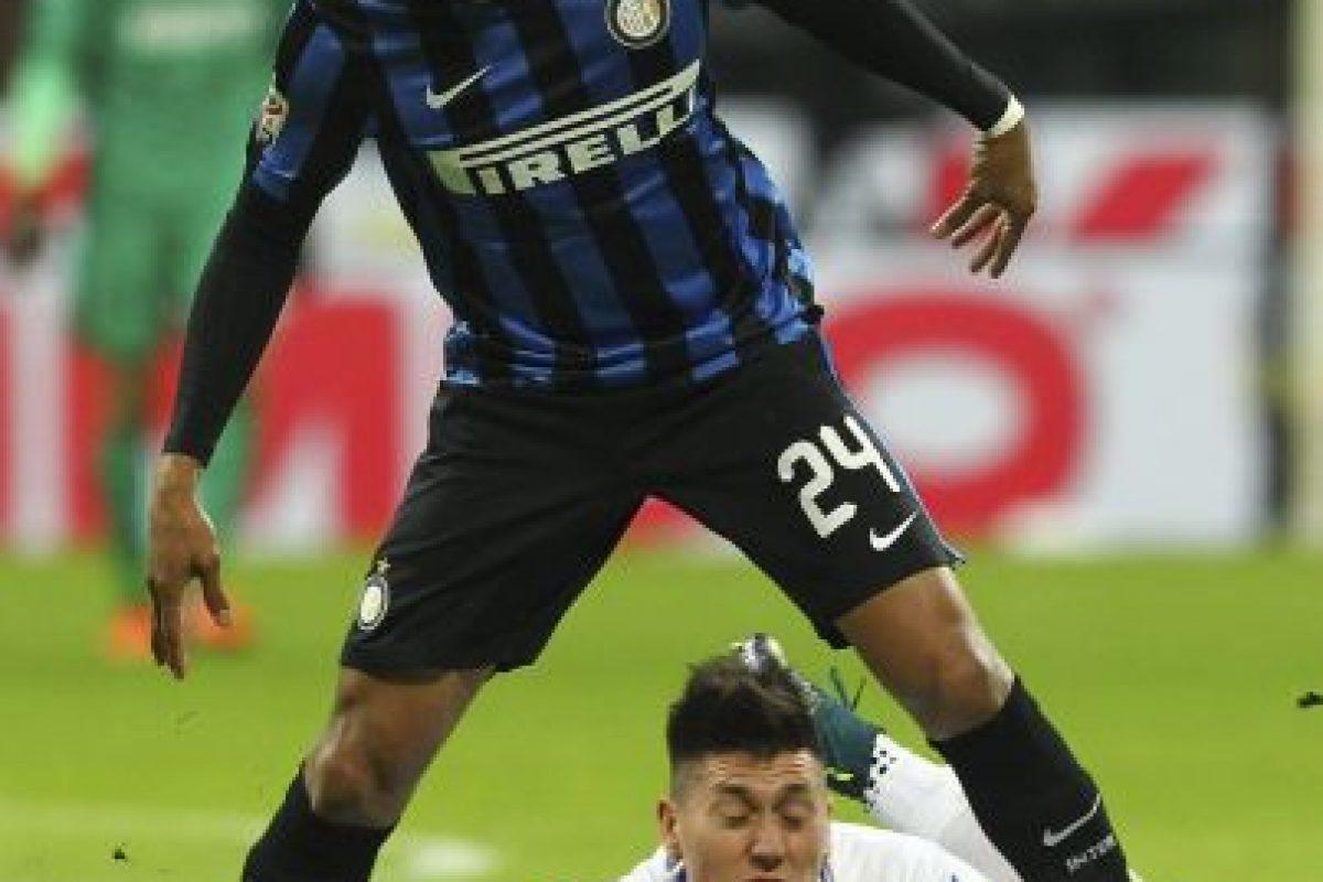 Es titular indiscutible en el Inter de Milán Foto:Getty Images. Imagen Por: