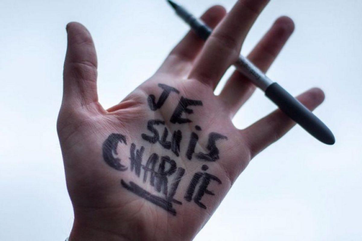 El 7 de enero de 2015, Charlie Hebdo, revista satírica francesa, fue sede de un atentado que dejó nueve periodistas muertos. Foto:Getty Images. Imagen Por: