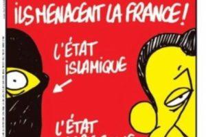 También criticaban a gobiernos anteriores, como el de Nicolás Sarkozy. Foto:Charlie Hebdo. Imagen Por: