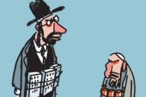 Y no se olvidaban de los judios Foto:Charlie Hebdo. Imagen Por: