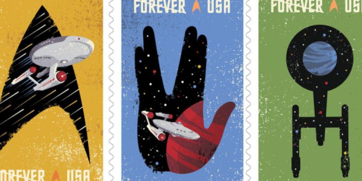 Muy freak! El Servicio Postal de Estados Unidos lanzará sellos de ...
