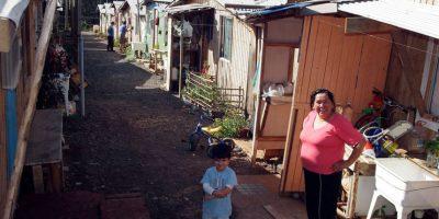 Más de 36 mil familias viven en campamentos en todo Chile