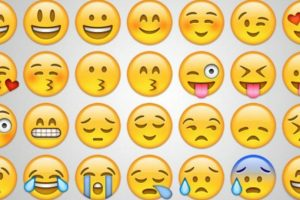 Los emojis siguen gozando de su popularidad. Foto:vía Pinterest.com. Imagen Por: