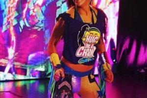 La actual Campeona de NXT sumó 12 triunfos y solo perdió en tres ocasiones Foto:Vía instagram.com/itsmebayley. Imagen Por: