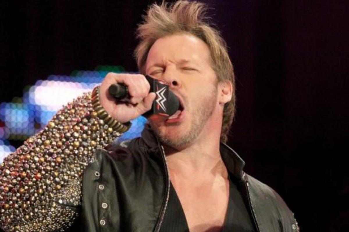 Su nombre real es Christopher Keith Irvine. Foto:WWE. Imagen Por: