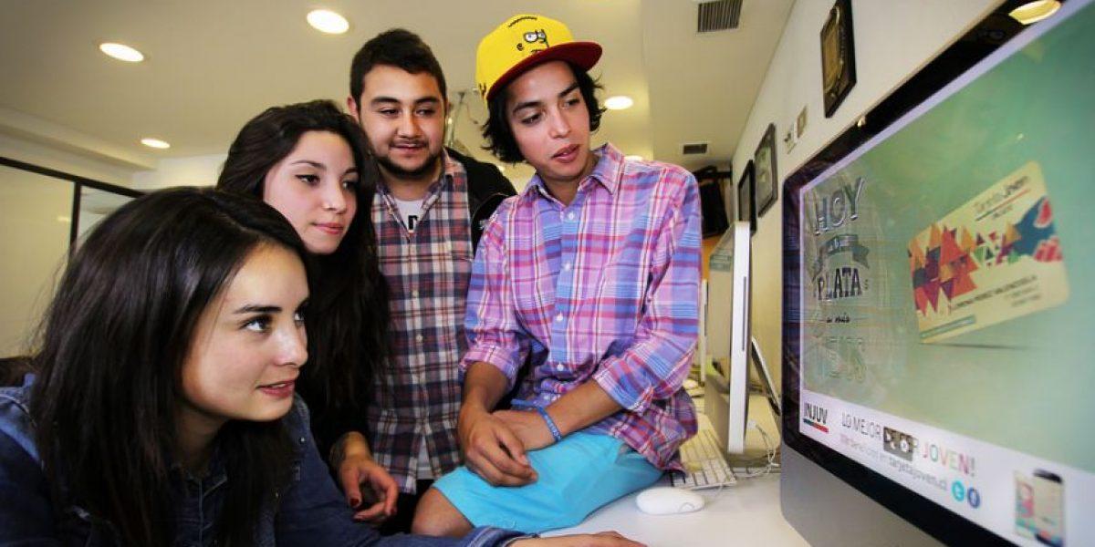 Injuv lanza fondo concursable por $700 millones para iniciativas juveniles