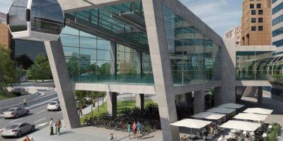 Teleférico que unirá Providencia con Ciudad Empresarial sería una realidad el 2016