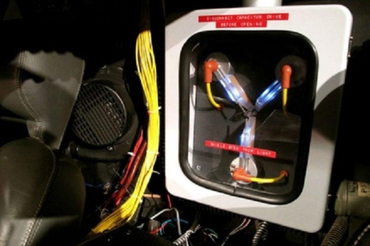 El condensador de flujos Foto:Reproducción. Imagen Por: