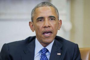 """El presidente estadounidense, Barack Obama, comenzará una """"guerra"""" contra las armas en su país. Foto:AP. Imagen Por:"""
