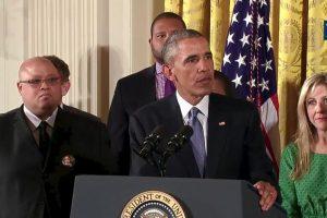 El presidente estadounidense Barack Obama, aseguró que las medidas salvarán vidas. Foto:White House. Imagen Por: